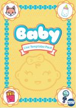 TRW Baby Live Template Pack Product Manual