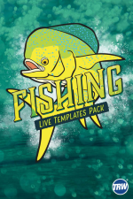 TRW Fishing Live Template Pack Product Manual
