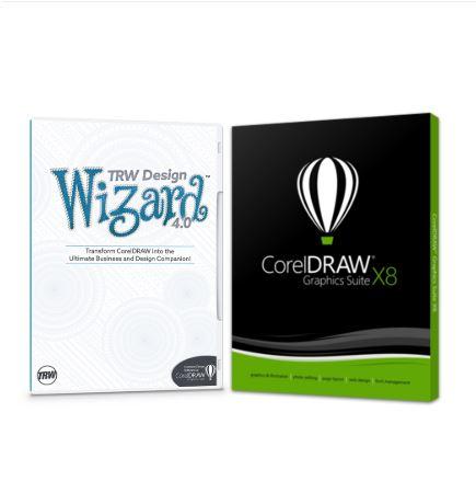 CorelDRAW X8 / TRW Design Wizard 4 0 - Trade Show Deals