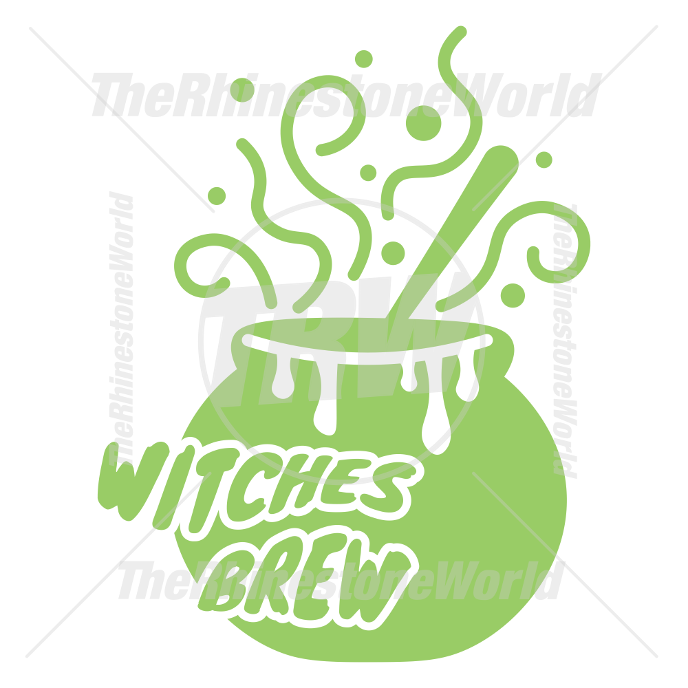 TRW Witches Brew Vector Design