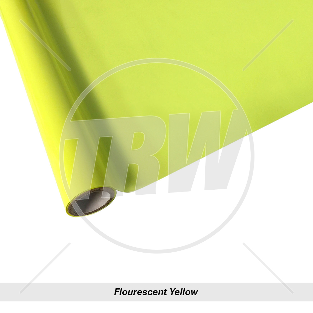 Specialty Magic Foil - Fluorescent-Yellow