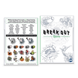 Break Out Sports Artwork Pack