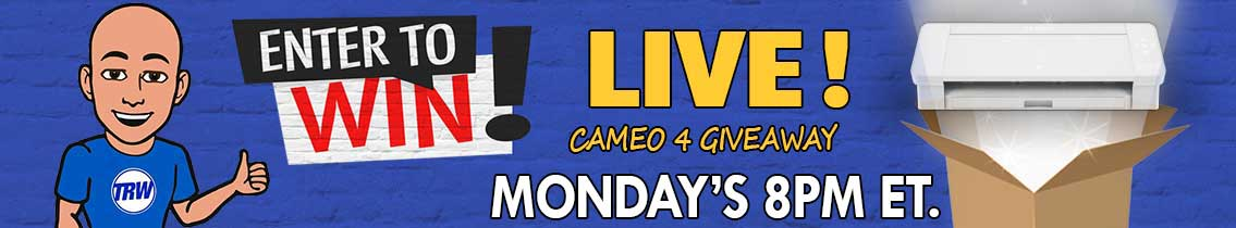 Enter to Win the Weekly Cameo 4 Giveaway