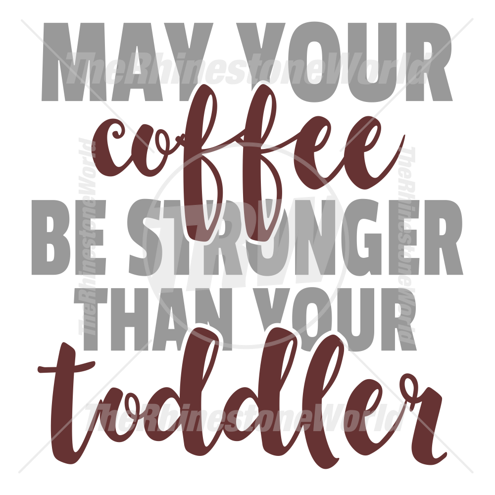 Stronger Coffee Free Vector Download