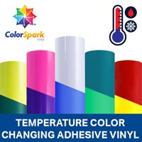 ColorSpark Color Changing Adhesive Vinyl