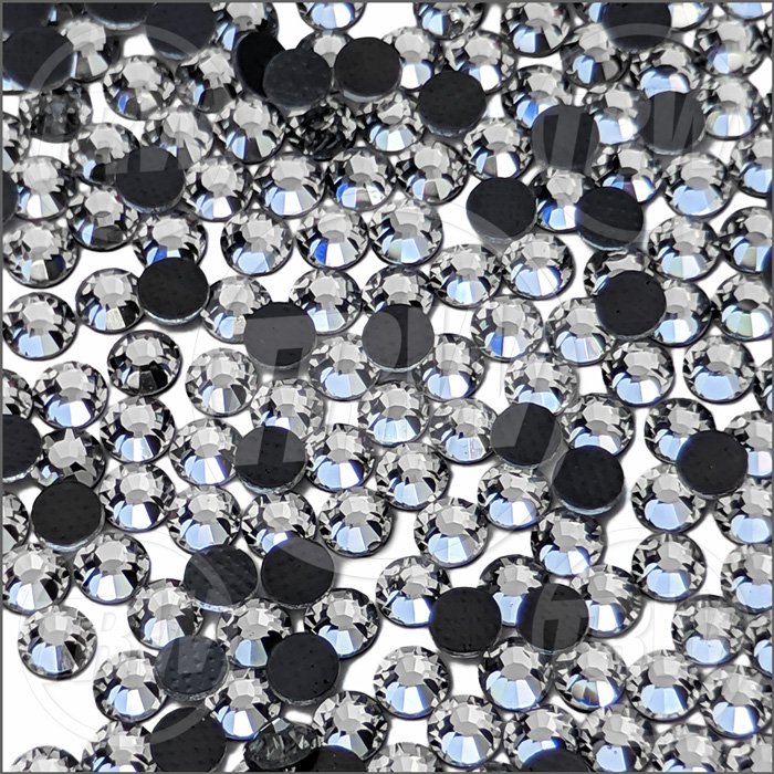 Diamond Cut Hot-Fix Crystal SS6 Rhinestones 10-Gross