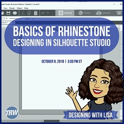 Designing with Lisa - Oct. 9th, 2018