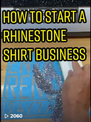 How To Start A Rhinestone Business