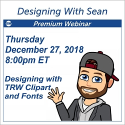 Designing with Sean - December 27, 2018