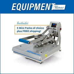 Hotronix Auto Clam Heat Press-16x16 Bundle
