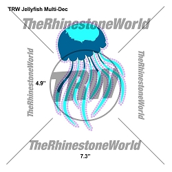 TRW Jellyfish Multi-Dec Design