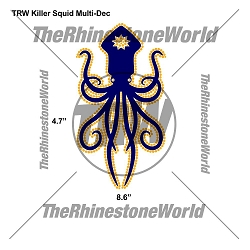 TRW Killer Squid Multi-Dec Design