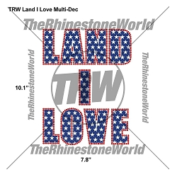 TRW Land I Love Multi-Dec