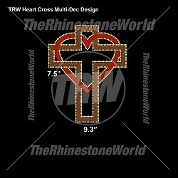 TRW Heart Cross Multi-Dec
