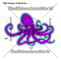 TRW Octopus 33 Multi-Dec Design