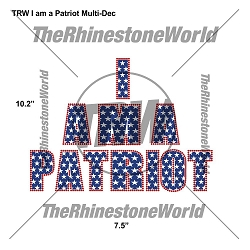 TRW I am a Patriot