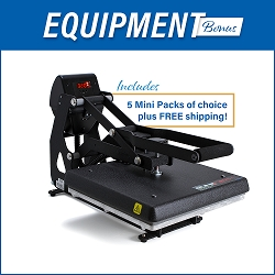 The Maxx Clam Heat Press-16x20 Bundle