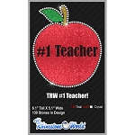 #1 Teacher Multi-Dec Main Base Design - Pre-Cut Template