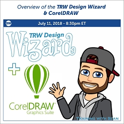 Designing With Sean - July 11th 2018