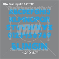 TRW Blue Light B 1.2
