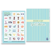 Design A Day: April Collection