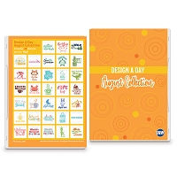 Design A Day: August Collection