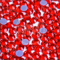 Diamond Cut Hot-Fix Strawberry SS16 Rhinestones 10-Gross
