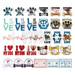 Dog Live Template Mini Pack (4 of 5)