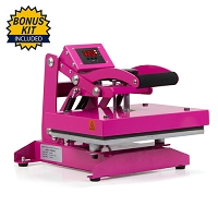 Pink Craft Heat Press