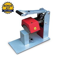 Red Digital Cap Press