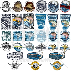 Fishing Live Template Mini Pack 4