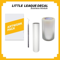 Little League Decal Business Module