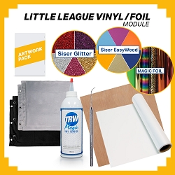 Little League Vinyl / Foil Business Module