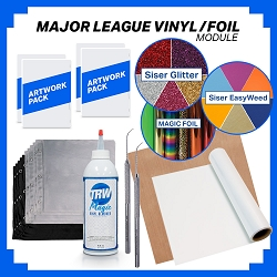 Major League Vinyl / Foil Business Module