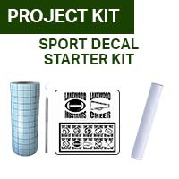 Project Kit 05 | Sports Decal Starter Kit