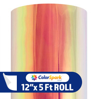 ColorSpark Opal Adhesive Vinyl - Mirage (5 Foot Roll)