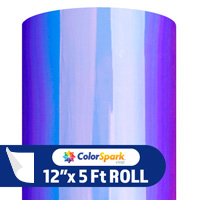 ColorSpark Opal Adhesive Vinyl - Unicorn (5 Foot Roll)