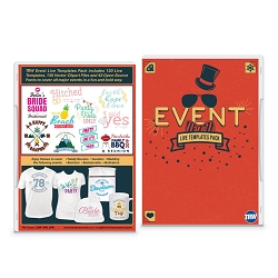 Events Live Templates Pack