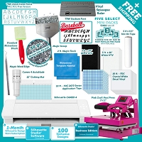 Silhouette CAMEO 4 Crafter Dream Kit