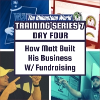 TRW Design Wizard Training Series 7 | Live Training on Fundraising|May 7th 6pm-8pmET