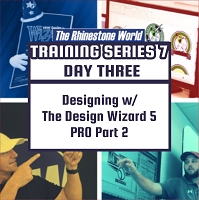 TRW Design Wizard Training Series 7 | Day Three|May 6th 6pm-8pmET