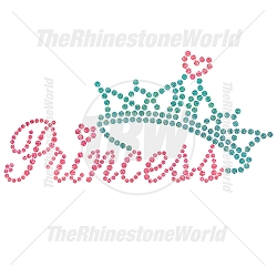 Princess Baby Bling Design