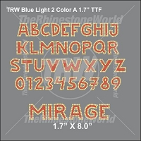 TRW Blue Light 2 Color A 1.7