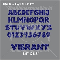 TRW Blue Light C 1.5