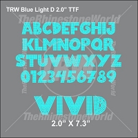 TRW Blue Light D 2.0