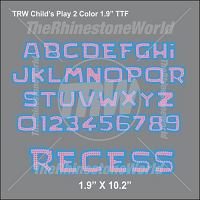 TRW Child's Play 2 Color 1.9