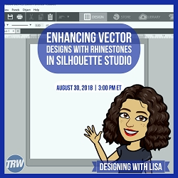 Designing With Lisa - August 30th 2018