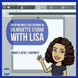 Designing With Lisa - August 3rd 2018