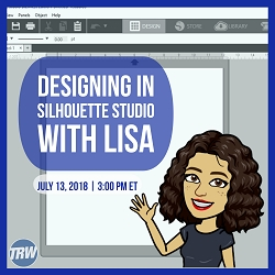 Designing With Lisa - July 13th 2018