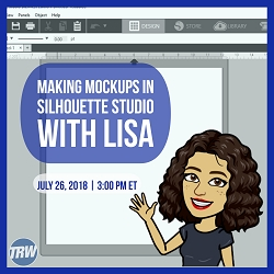 Designing with Lisa - July 26th 2018